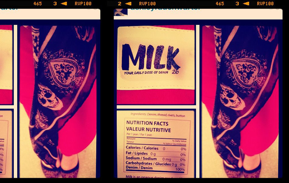 Milk Denim 2